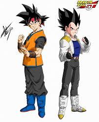 Fanfic / Fanfiction Dragon Ball ST - Capítulo 1 - O Retorno de Kauan e Gotenku