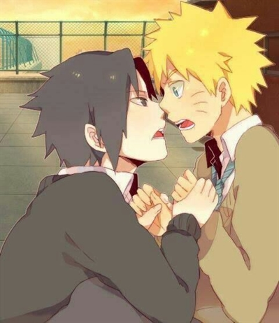 Fanfic / Fanfiction Eu sempre te quis Naruto-kun - Capítulo 1 - Naruto-senpai