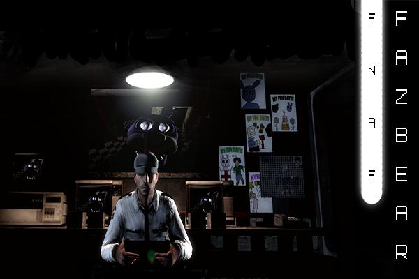 Fanfic / Fanfiction Five Nights at Freddy's: DE VOLTA À FAZBEAR'S - Capítulo 3 - Fazbear