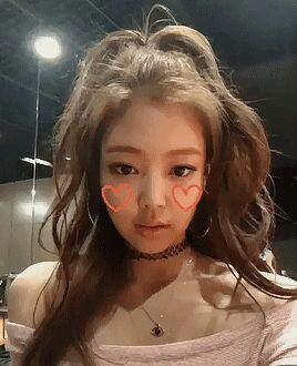 Fanfic / Fanfiction Instagram - Jikook - Capítulo 4 - Jennie