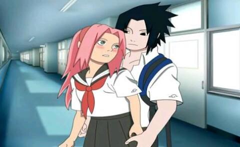 Fanfic / Fanfiction Konoha School - Capítulo 5 - Amor sem limites 2