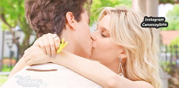 Fanfic / Fanfiction Mambar- o recomeço - Capítulo 7 - O beijo
