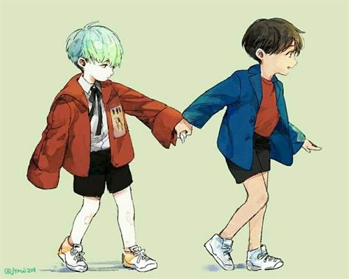Fanfic / Fanfiction My Daddy (Jikook,Namjin,SopeAndTae) - Capítulo 3 - Oi Prazer meu Nome é Jung Hoseok...