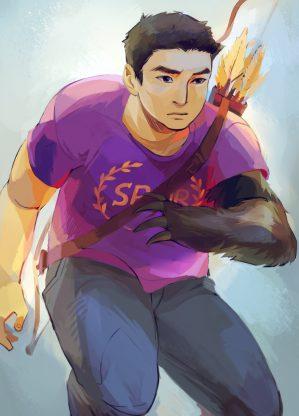 Fanfic / Fanfiction Os Deuses da Mitologia - Capítulo 23 - FRANK - Leo ficaria com orgulho do fogo