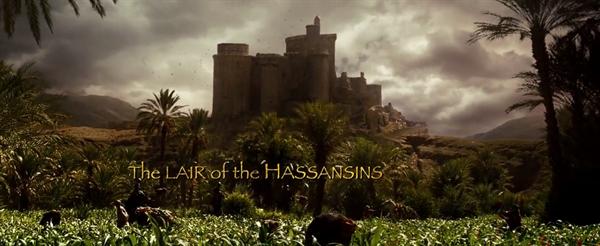 Fanfic / Fanfiction The Princess of Persia - Capítulo 18 - O Lar dos Hassassins