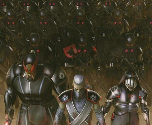 Fanfic / Fanfiction Unsolved--Darth Vader - Capítulo 5 - Capitulo IV- Uma Guerra se aproxima..