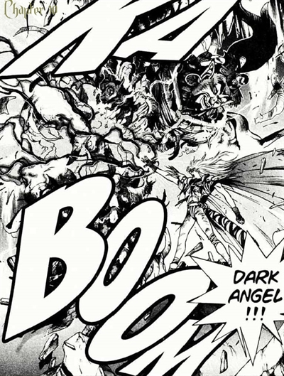 História The Dark Sorcerer Vampire on Hero Academia