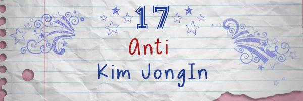 Fanfic / Fanfiction Anti Social Social Club - Capítulo 17 - Anti Kim JongIn