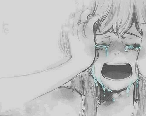 Fanfic / Fanfiction As lágrimas - Capítulo 1 - Capítulo único