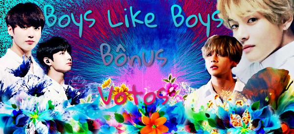 Fanfic / Fanfiction Boys Like Boys - VKook - Capítulo 38 - Votos - Bônus