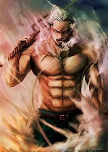 Fanfic / Fanfiction Curtas de One Piece. - Capítulo 30 - Não Roube Meus Charutos! - SmokerxLeitora.