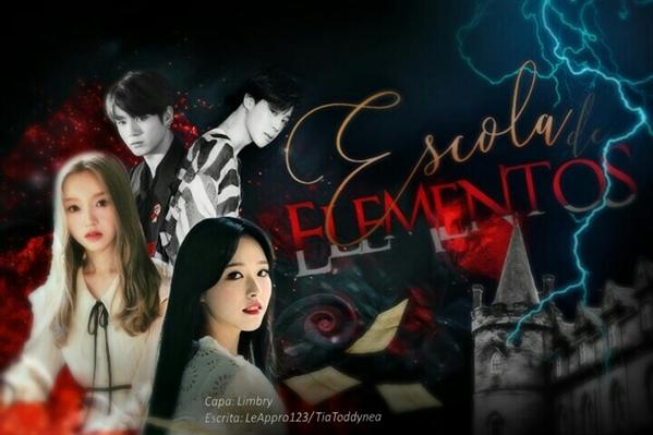Fanfic / Fanfiction Escola de Elementos - Interativa BTS (Vagas Fechadas) - Capítulo 1 - Mandem fichas