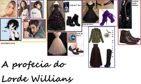 Fanfic / Fanfiction História Aleatória - Capítulo 3 - A profecia do Lorde Willians