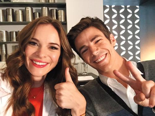 Fanfic / Fanfiction Imagines - Capítulo 29 - PEDIDO: Barry Allen e Caitlin Snow (The Flash) (Hot)
