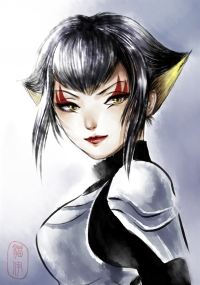 Fanfic / Fanfiction Karai e Miwa - Capítulo 1 - Miwa a filha de Splinter