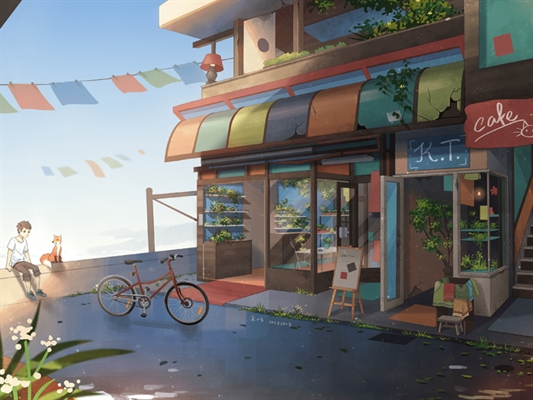 Fanfic / Fanfiction Mestre kakarotto - Capítulo 13 - Um dia especial