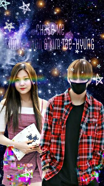 Fanfic / Fanfiction Mini-Imagines - Hétero Shipps BTS. - Capítulo 2 - Chase Me - Kim Ye-Won(Umji) e Kim Taehyung(V).