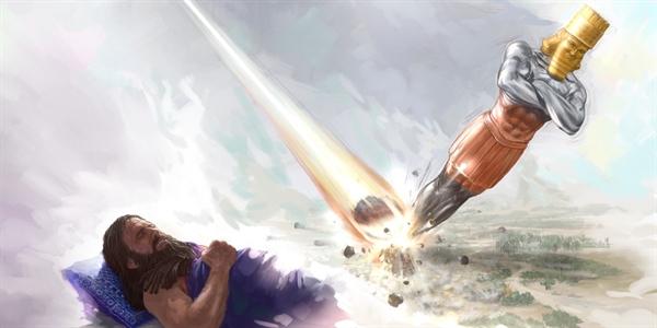 Fanfic / Fanfiction O Novo Império - Capítulo 73 - O Sonho de Nabucodonosor II - Parte 1