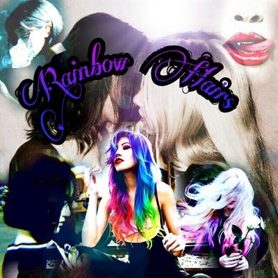 Fanfic / Fanfiction Rainbow Hairs(Cabelos Arco-íris) - Capítulo 4 - Fantasmagórica