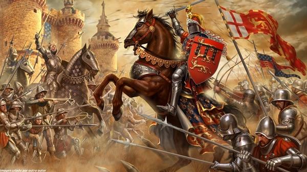 Fanfic / Fanfiction Reis e Castelos - Capítulo 5 - Guerra das palavras