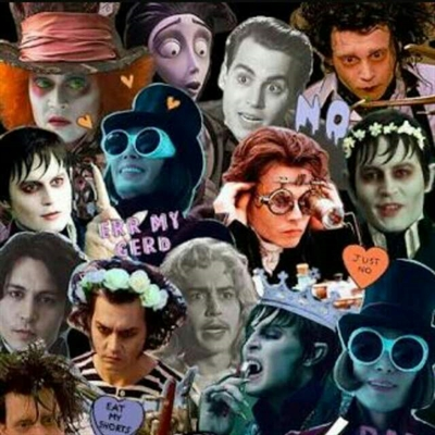 Fanfic / Fanfiction RPG Johnny Depp - Capítulo 2 - Lista de personagens