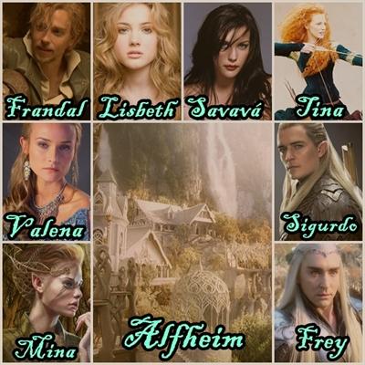 Fanfic / Fanfiction Sisters 1 temporada - Capítulo 15 - O Início do treinamento de Lis em Alfheim (Pov Lis)