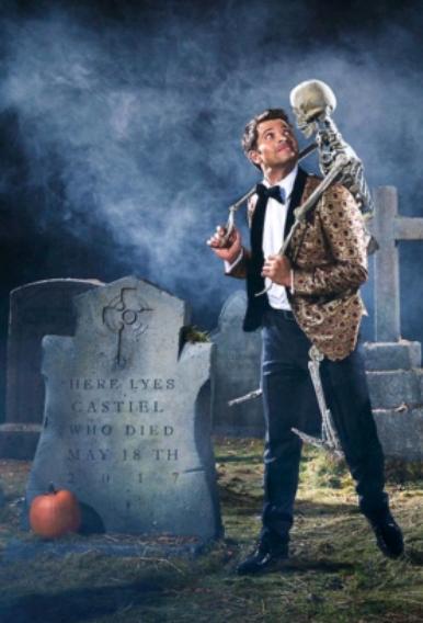 Fanfic / Fanfiction Supernatural - No Lado Dos Demônios - Capítulo 11 - Dean Passivo Vs Castiel Ativo