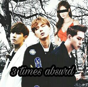 Fanfic / Fanfiction 3 times absurd(imagine Kihyun, Changkyun e Jooheon-Monsta x) - Capítulo 1 - Início