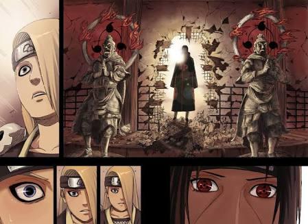 Fanfic / Fanfiction A Ascenção da Akatsuki - Capítulo 7 - O Recrutamento - Parte 6: Deidara