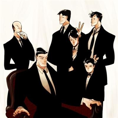 Fanfic / Fanfiction A Bat-Família - Capítulo 1 - Conhecendo os Wayne's