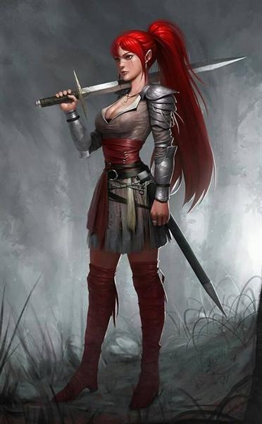 Fanfic / Fanfiction A guerreira de Grehan - Capítulo 1 - Como virei guardiã