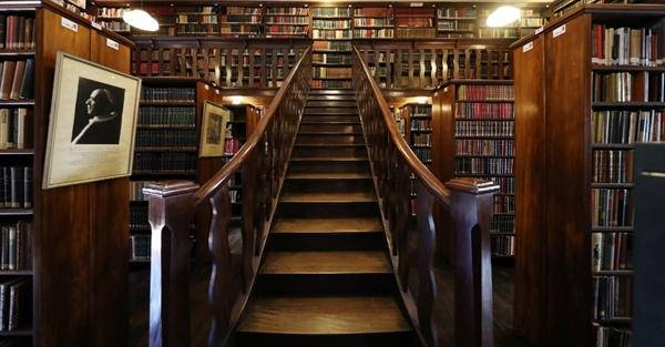 Fanfic / Fanfiction A Novata - Capítulo 3 - Biblioteca