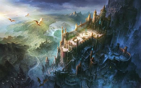 Fanfic / Fanfiction A Princesa Dos Sete Reinos - Capítulo 1 - O começo