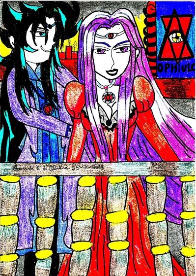Fanfic / Fanfiction A princesa e o cavaleiro - Capítulo 35 - As verdadeiras origens da megera