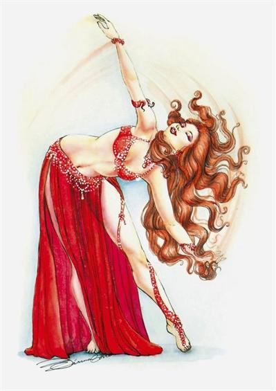 Fanfic / Fanfiction A Última Herdeira - Capítulo 2 - Dança dos Desejos