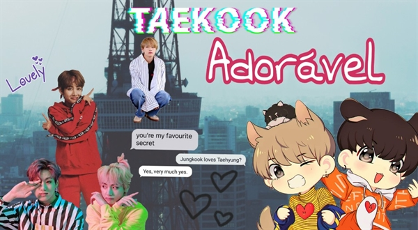 Fanfic / Fanfiction Adorável - (Vkook-Taekook) - Capítulo 16 - Especial 70 Fav. - Namjin