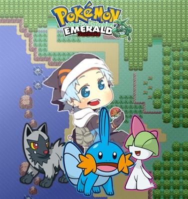 Fanfic / Fanfiction Albert's Chronicles: Pokémon Emerald Nuzlocke - Capítulo 4 - Trees