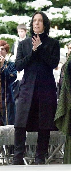 Fanfic / Fanfiction Always Snape - Capítulo 15 - Baile dos sonhos