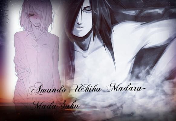 Fanfic / Fanfiction Amando Uchiha Madara-MadaSaku - Capítulo 31 - Ciúmes?