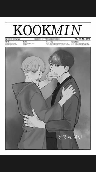 Fanfic / Fanfiction Amor por acaso Jikook - Capítulo 9 - A diretora expulsou a Gente