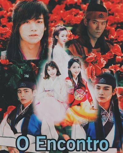 Fanfic / Fanfiction As Três Princesas Goguryeo (Hwarang) - Capítulo 3 - O Encontro