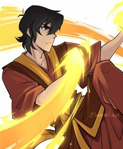 Fanfic / Fanfiction Avatar : A Lenda de Allura - Capítulo 5 - V