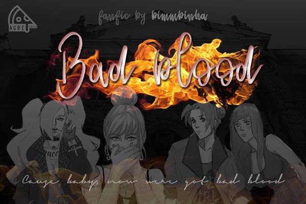 Fanfic / Fanfiction Bad Blood - Capítulo 3 - Chapitre trois - Sympathie Pour Le Diable