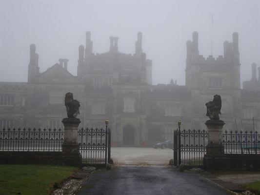 Fanfic / Fanfiction Blood Gospel - Capítulo 4 - Bem-vindos à Novak Manor
