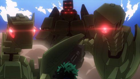 Fanfic / Fanfiction Boku no hero next gerations - Capítulo 4 - Kaneki vs mega robo!aprovado ou reprovado?