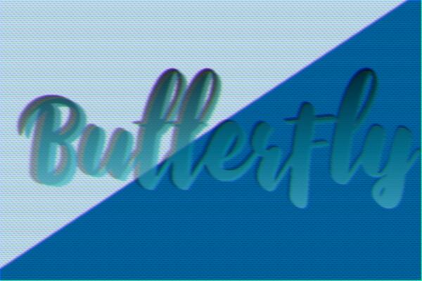 Fanfic / Fanfiction Butterfly - Capítulo 1 - ;Borboleta azul
