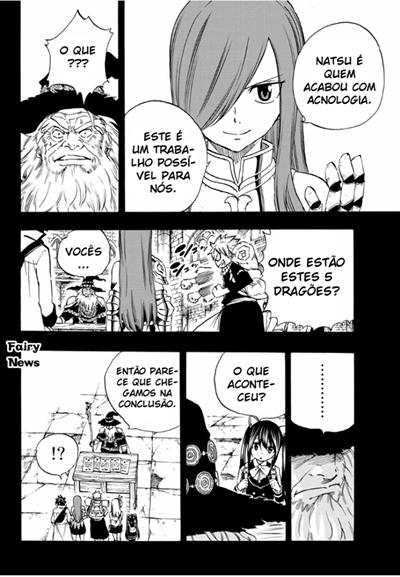 Fanfic / Fanfiction Comics de Fairy Tail - Capítulo 120 - Spin-off Fairy Tail: 100 years quest - part 47