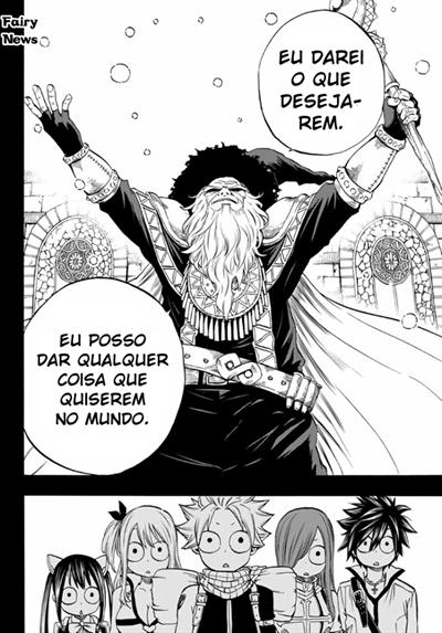 Fanfic / Fanfiction Comics de Fairy Tail - Capítulo 135 - Spin-off Fairy Tail: 100 years quest - part 53