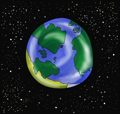 Fanfic / Fanfiction Contos dos Treze Reinos - Capítulo 1 - O Mito da Criação