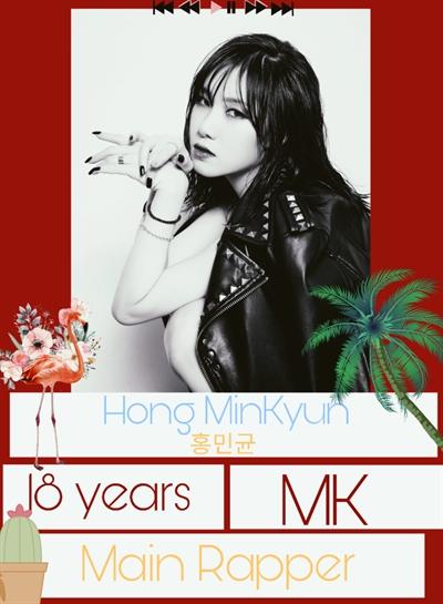 Fanfic / Fanfiction CrazyHeart - Interativa - Capítulo 4 - Member 2 - Hong MinKyun